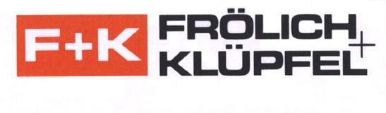 F+K FRÖHLICH & KLÜPF